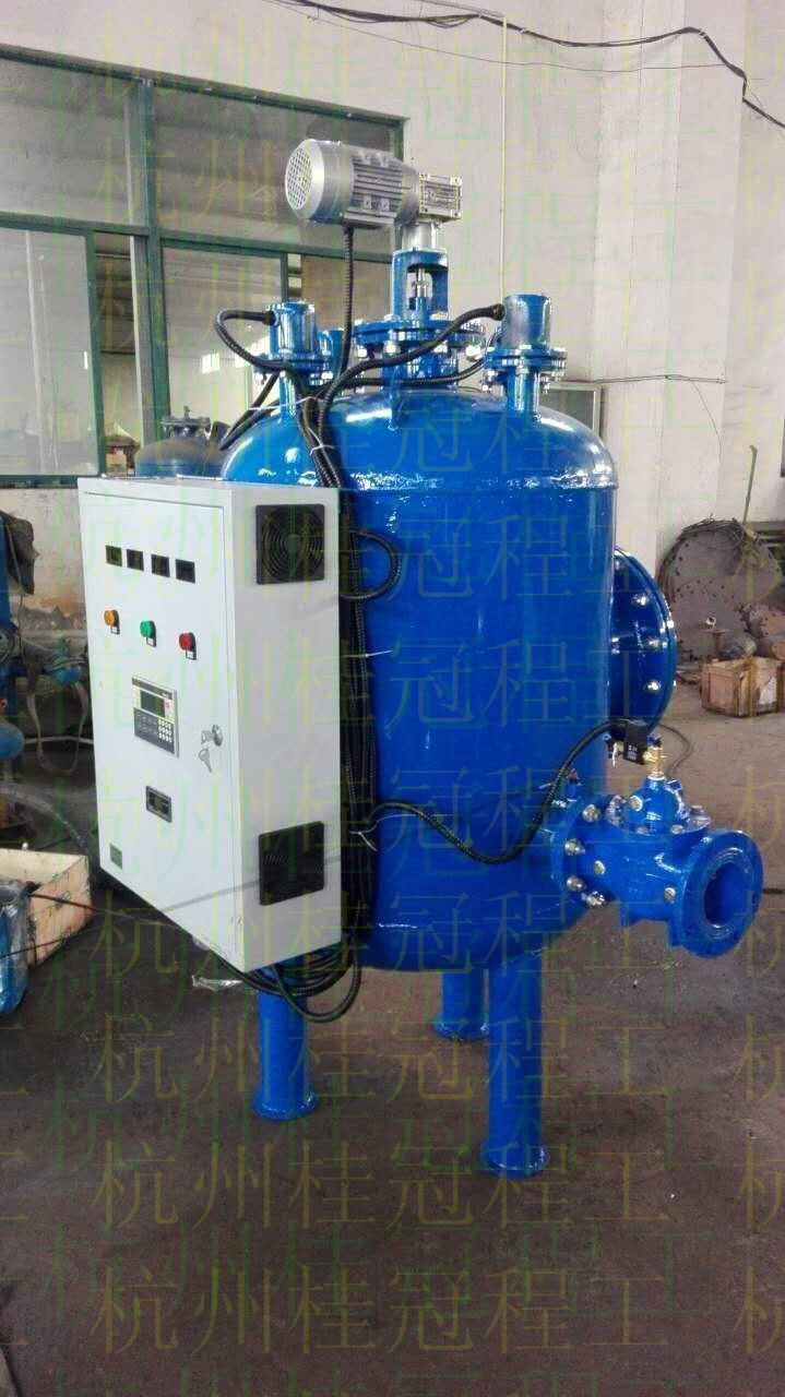 循环水电解处理器