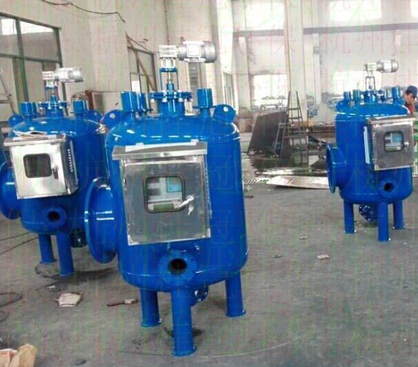 循环水电化学处理器