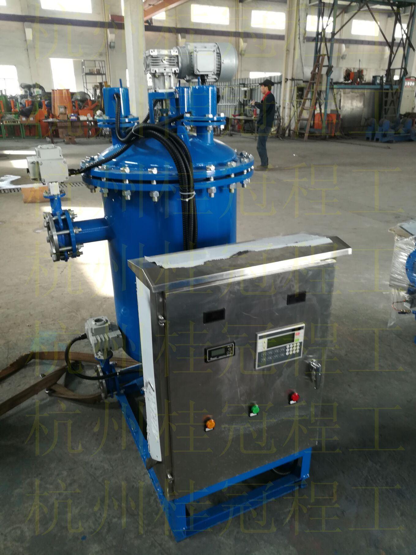 ECT电化学水处理器