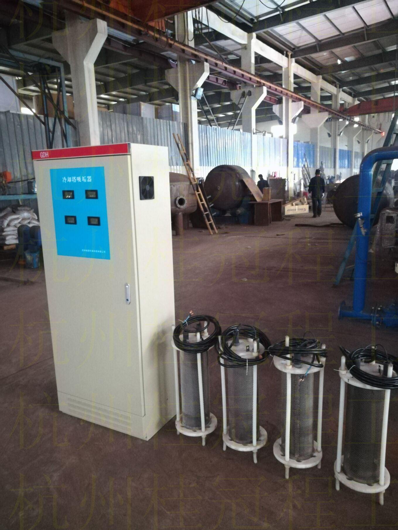 冷却塔吸垢器制造商